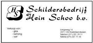 Schildersbedrijf Hein Schoo