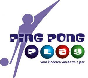 Ping Pong Play logo